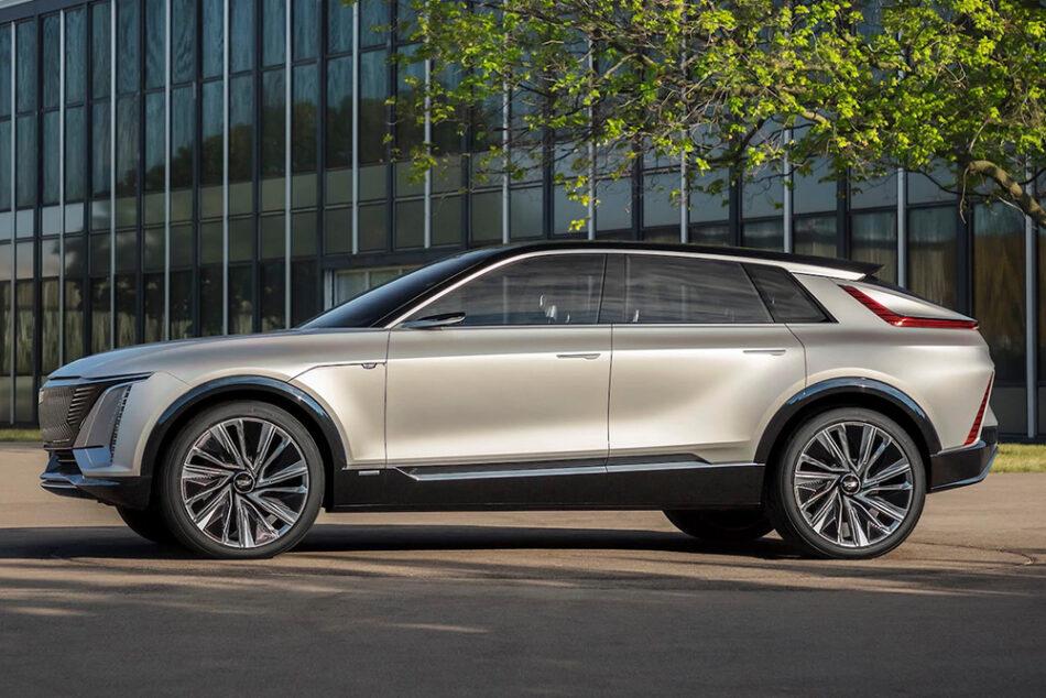 Полностью электрический LYRIQ от Cadillac - технологии будущего для бренда