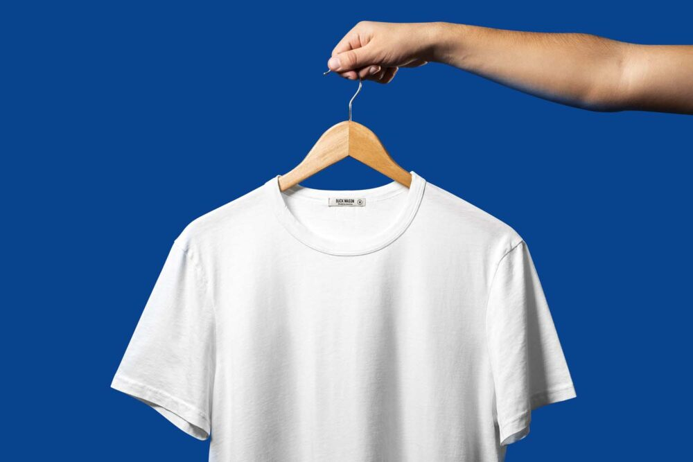 Как сохранить белые футболки белыми