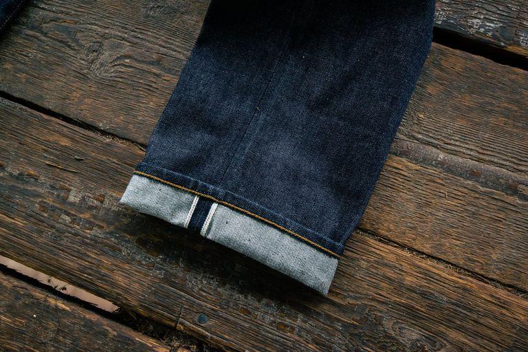 Селвидж - основная причина, по которой люди платят больше за джинсы
