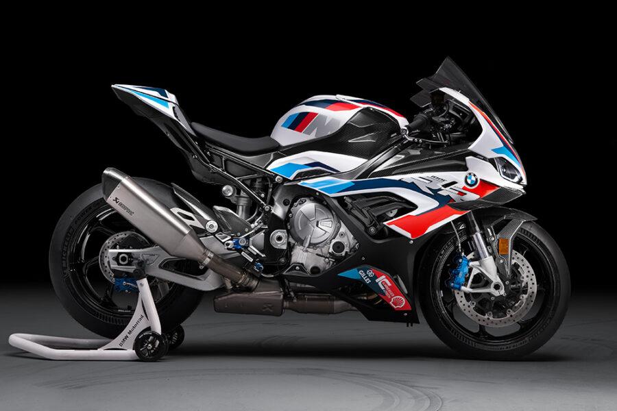 Подразделение BMW M представляет сверхбыстрый супербайк из углеродного волокна мощностью 212 л.с.
