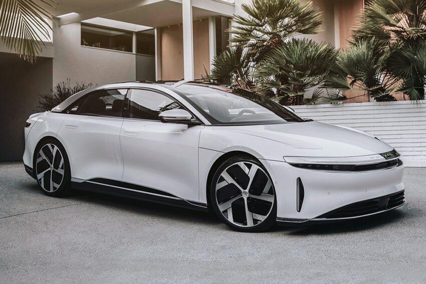 Роскошный электромобиль Lucid Air готовится к выпуску в 2021 году