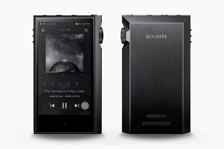 Astelle & Kern представляет высокоточный аудиоплеер профессионального уровня KANN ALPHA
