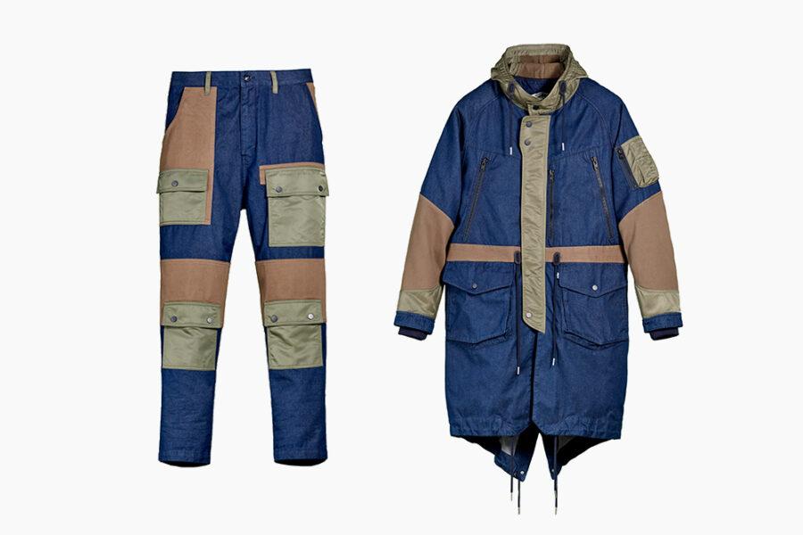 Levi's и White Mountaineering создали коллекцию осенней одежды