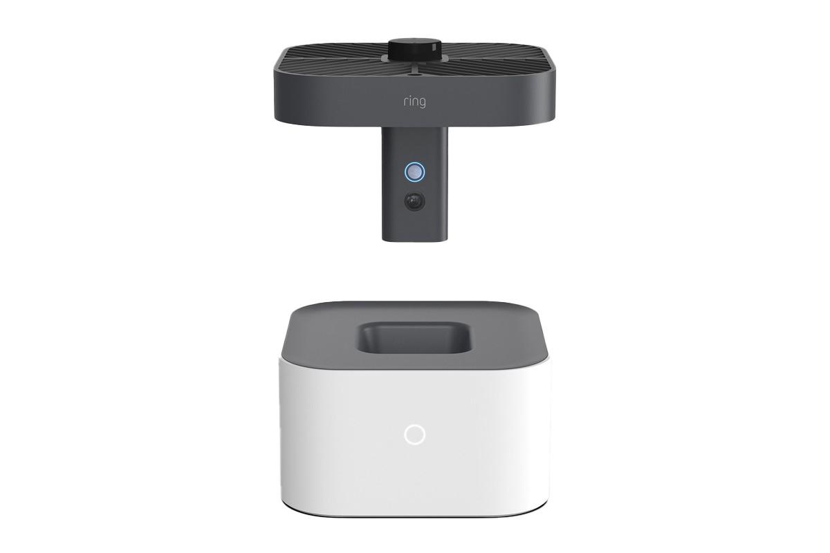Amazon Ring представляет летающий дрон-охранник, который патрулирует ваш дом