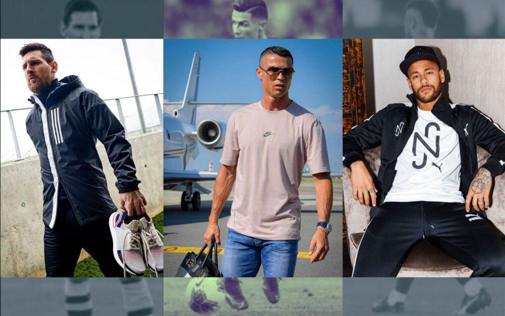 10 самых высокооплачиваемых футболистов 2020 года