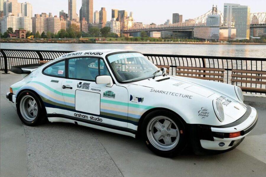 Дэниель Аршам представил свою версию Porsche 930A Turbo