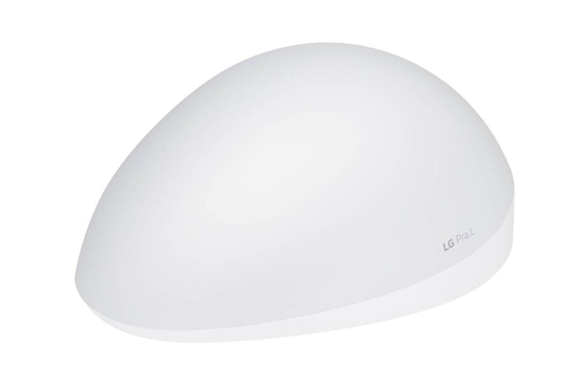 LG разрабатывает шлем для роста волос, замедляющий облысение по мужскому типу