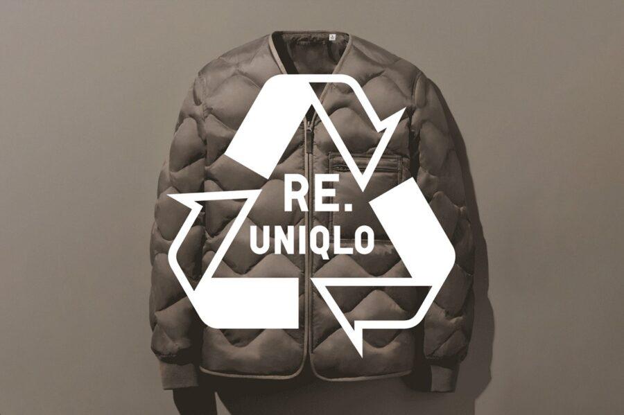 UNIQLO разработала программу использования старой одежды, чтобы улучшить будущее
