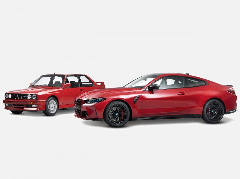BMW модифицировала две модели серии M совместно с брендом KITH