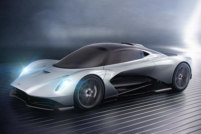 Aston Martin Valhalla (1000 л.с.)