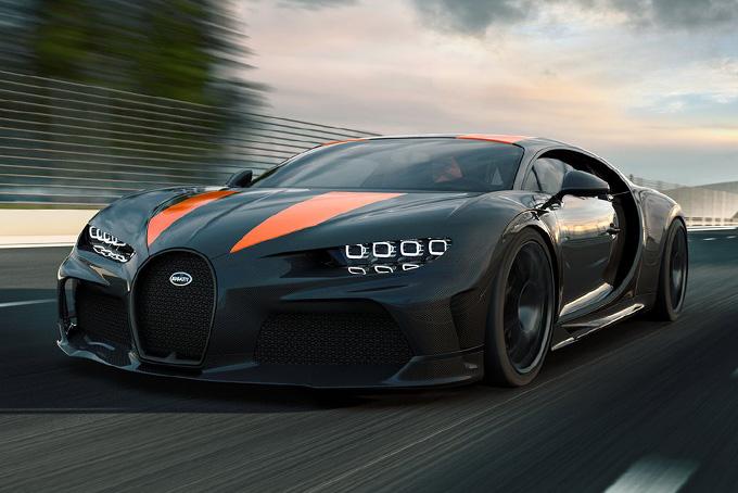 Bugatti Chiron Super Sport 300+ (1,500 л.с.)