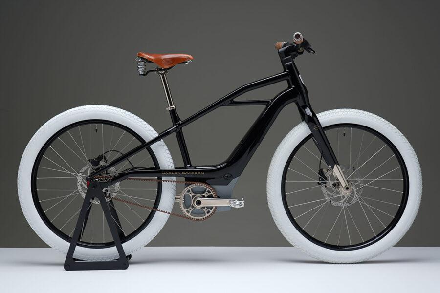 Harley-Davidson представил электровелосипед Serial 1 eBike
