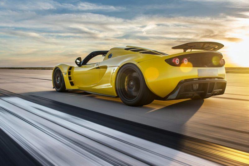 20 самых мощных автомобилей, которые можно купить
