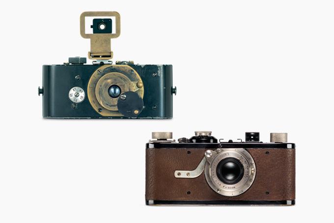 Краткая история Leica