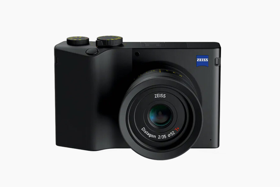 Zeiss выпускает полнокадровую камеру ZX1 на базе Android с Photoshop