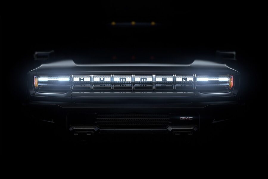 GMC Hummer будет использовать движок Unreal Engine для работы информационно-развлекательной системы