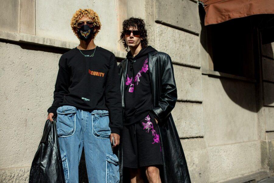 5 тенденций уличного стиля, замеченных на последних неделях моды