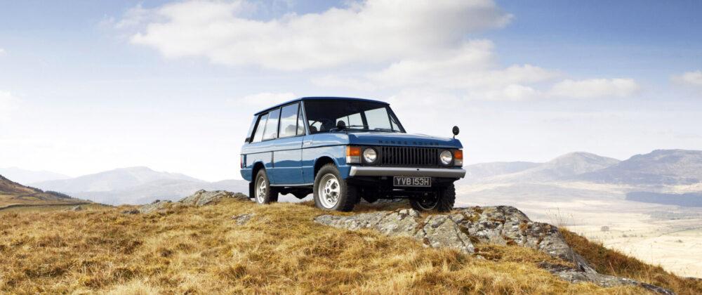 История первого поколения внедорожника Range Rover Classic