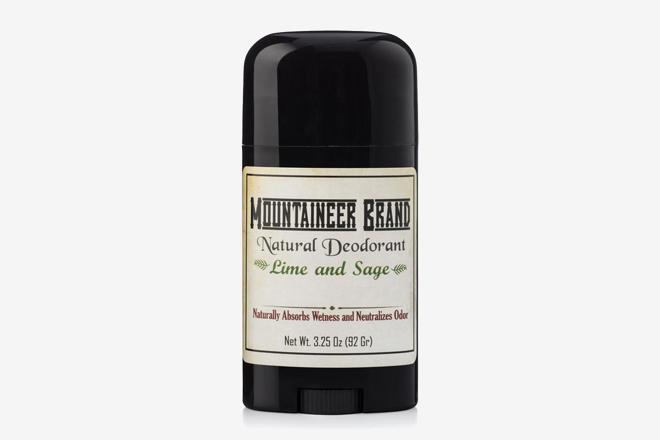 Натуральный дезодорант от Mountaineer Brand