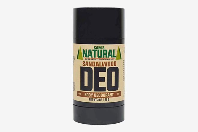 Sam Natural Deo