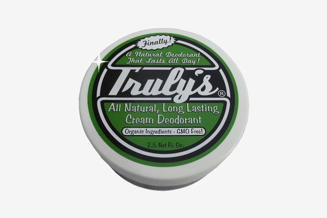 Крем-дезодорант Truly's All Natural